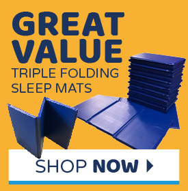 Great value rest / sleep mats